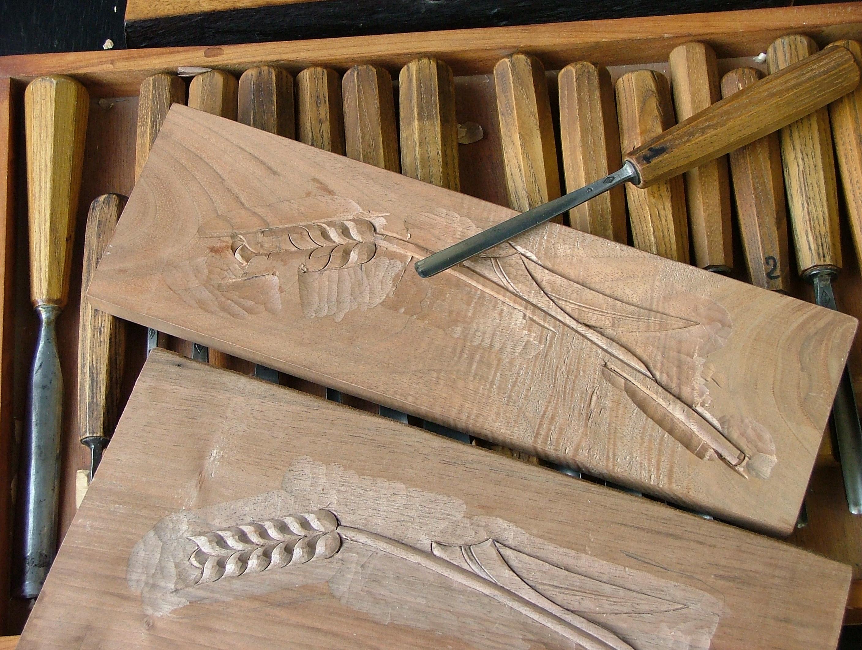 D roulement stage art sur bois sculpture sur bois - Gouge sculpture bois ...